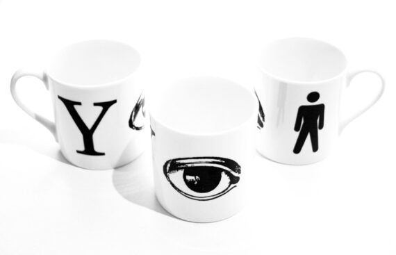 Why Aye Man Mug, Geordie Mug, Geordie Gift, y eye man