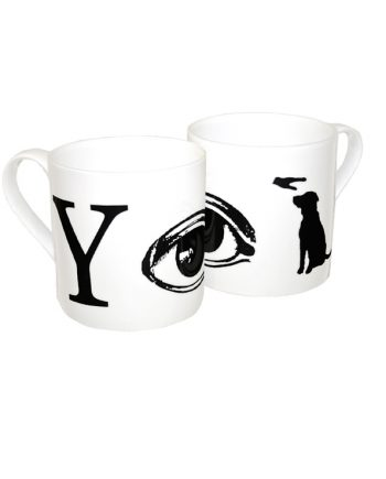 Geordie mug, why aye pet mug, why aye pet, y i pet, y eye pet